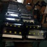 Dây truyền sản xuất đèn chớp LED 400W