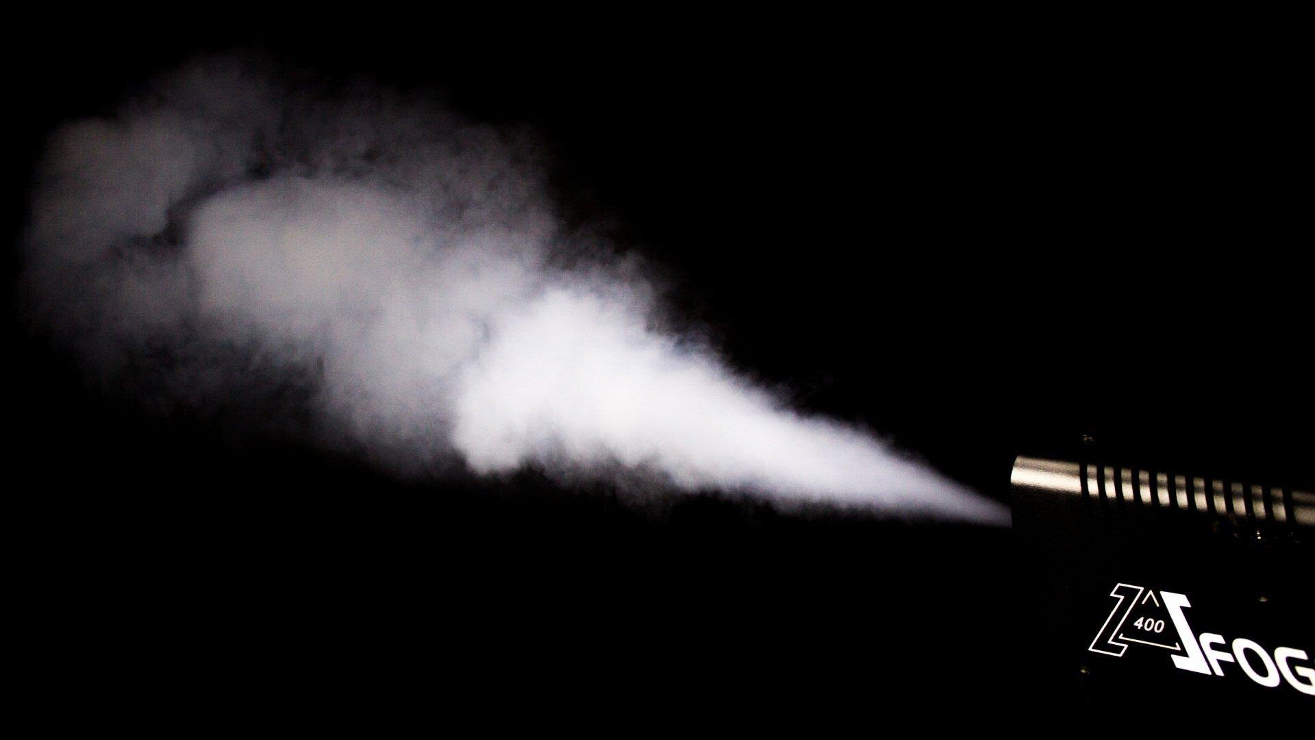 Chạy thử nghiệm máy tạo khói 400W