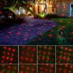 Đèn laser chiếu hình sân vươn ngoài trời VD006A