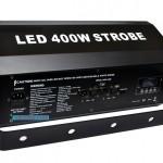 Mặt sau đèn chớp LED 400W