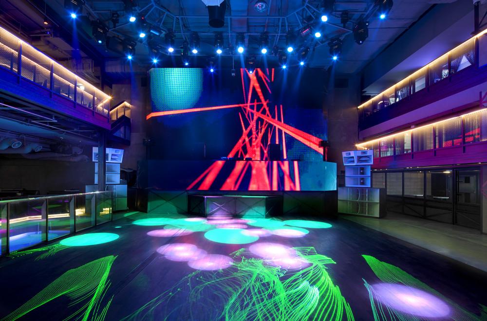 Màn hình LED vũ trường