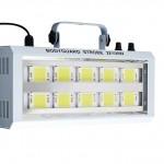 Mặt trước đèn chớp LED 200W