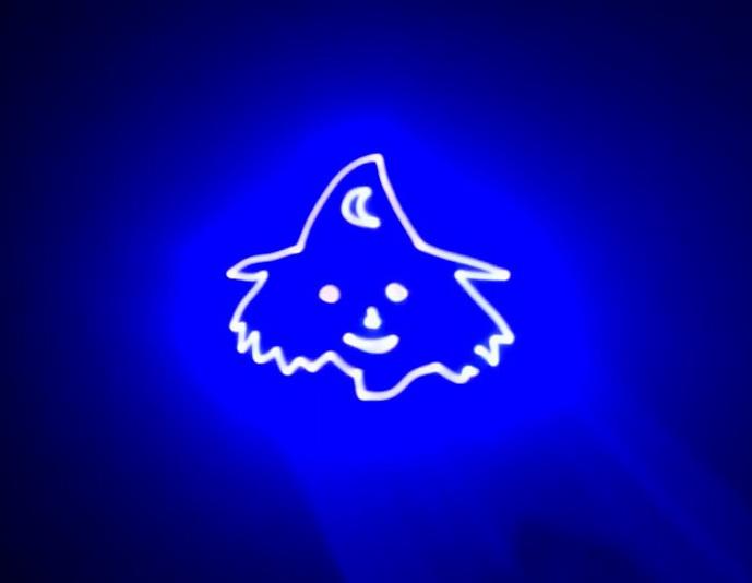 Hình chiếu của đèn laser 5 trong 1