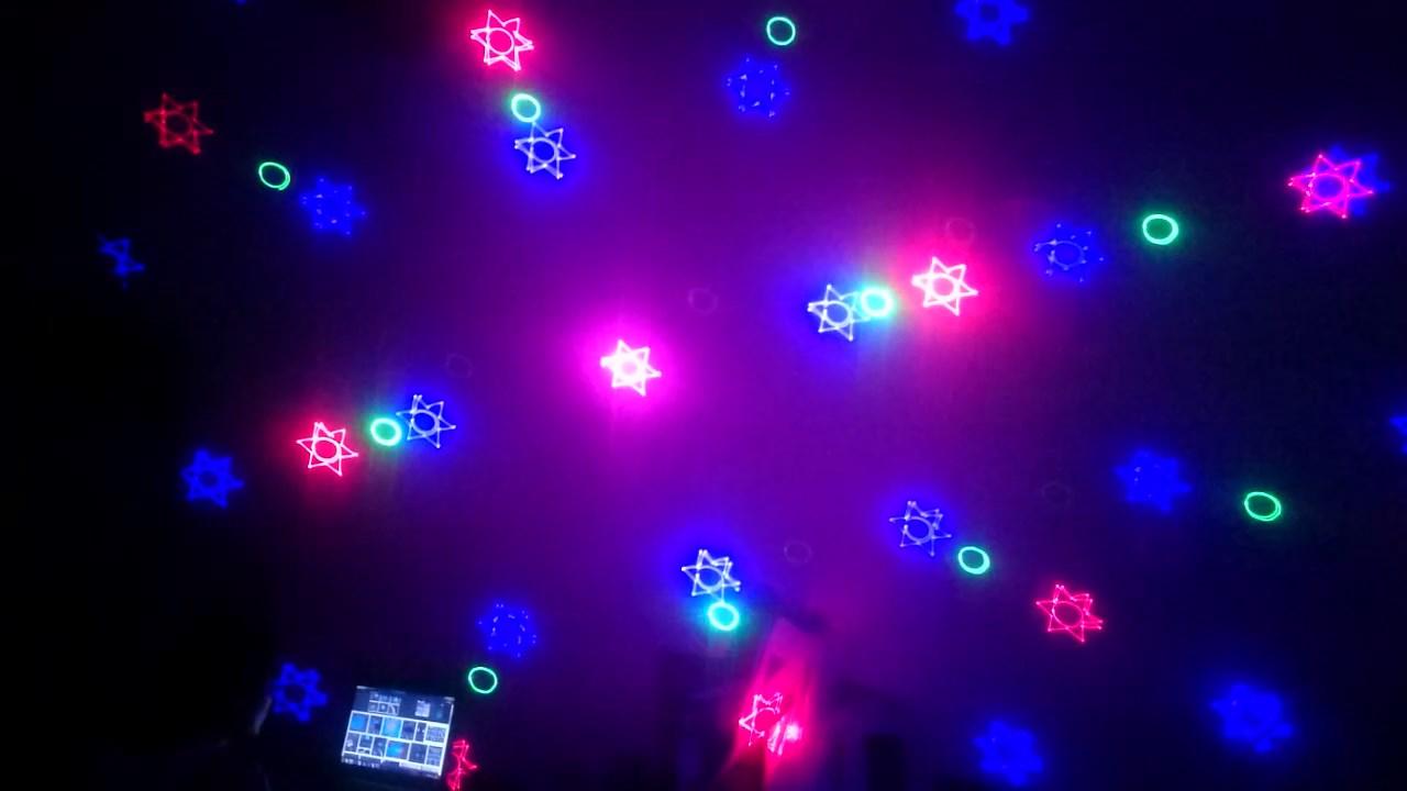 Hiệu ứng nhân hình động của đèn