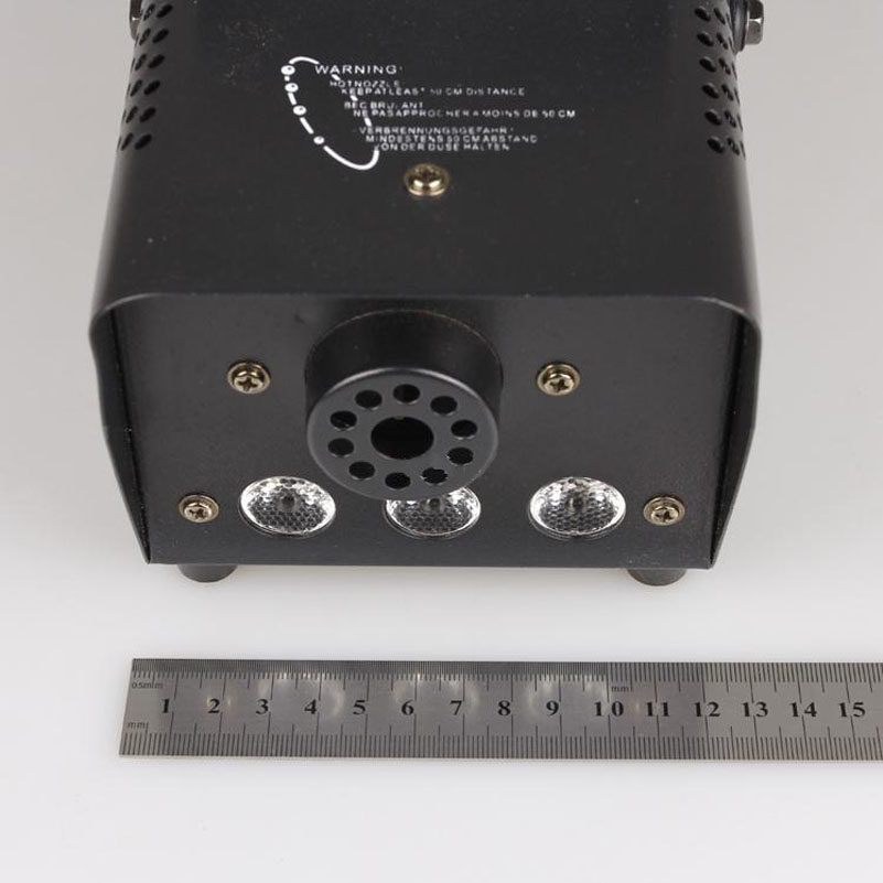 Kích thước chiều ngang của máy tạo khói LED 400W