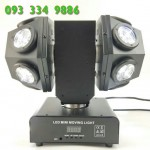 Đèn moving head 2 đầu
