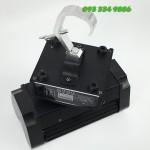 Treo lắp đèn moving head Spider 8x10W bằng móc nhôm