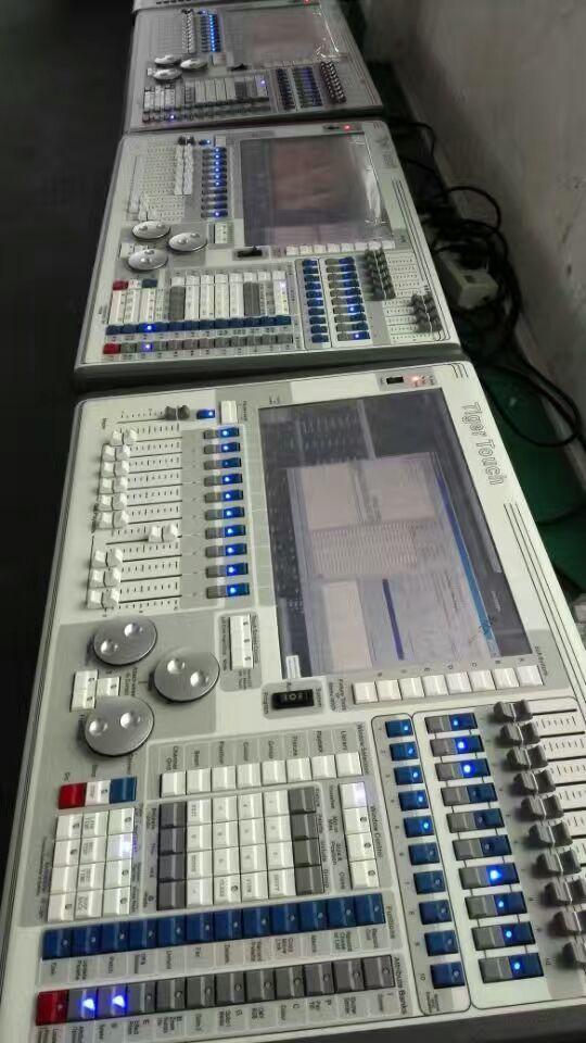 Chạy thử nghiệm bàn điều khiển