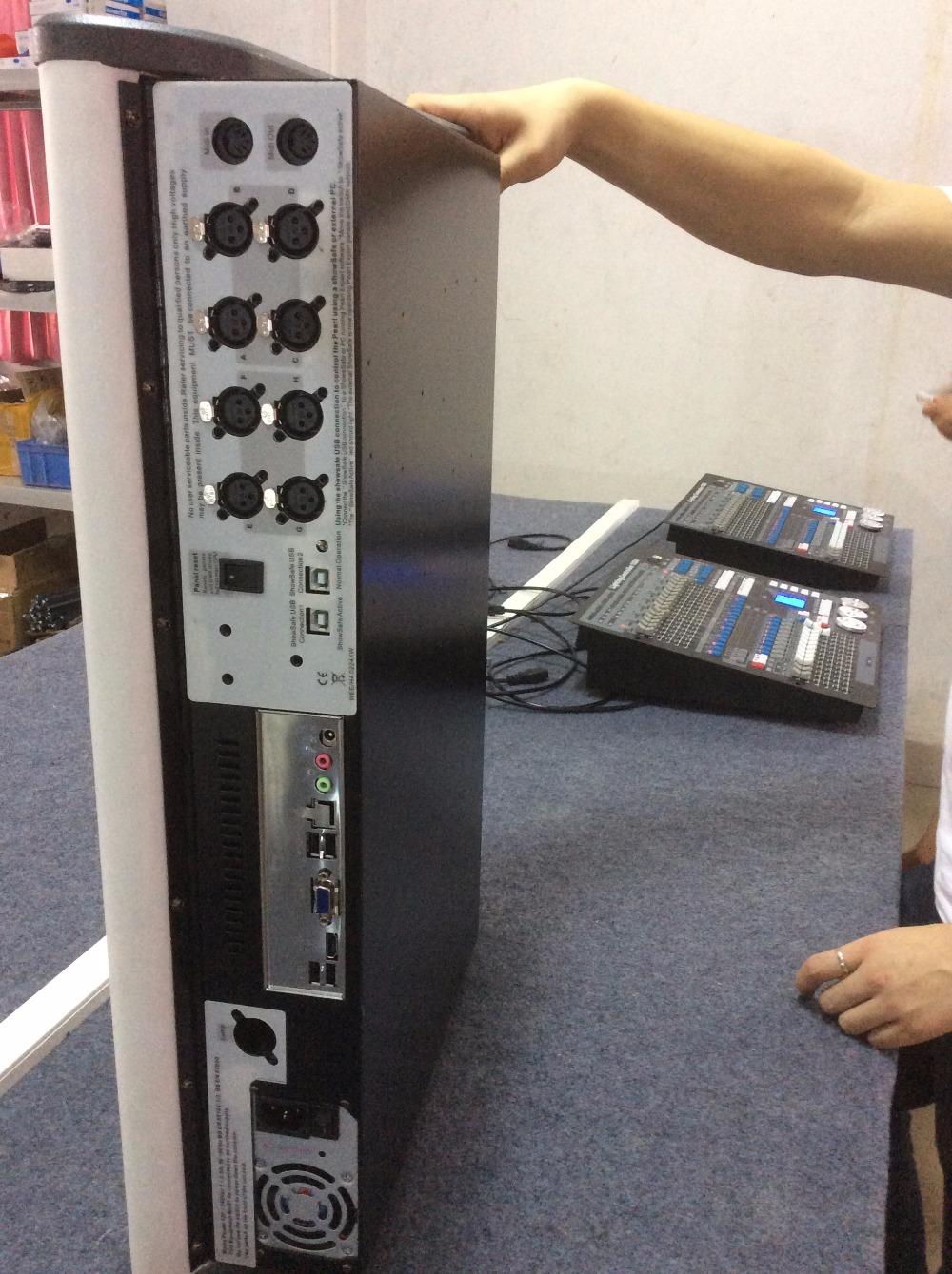 Mặt dựng bàn điều khiển Titan Tiger touch