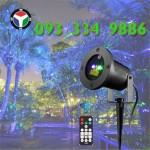 Đèn laser sân vườn ngoài trời chấm bi