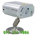 Đèn laser mini xanh đỏ sử dụng trong nhà