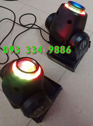 Moving 30W viền LED