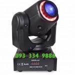 Đèn moving Spot 30W có viền 12 bóng led SMD full màu