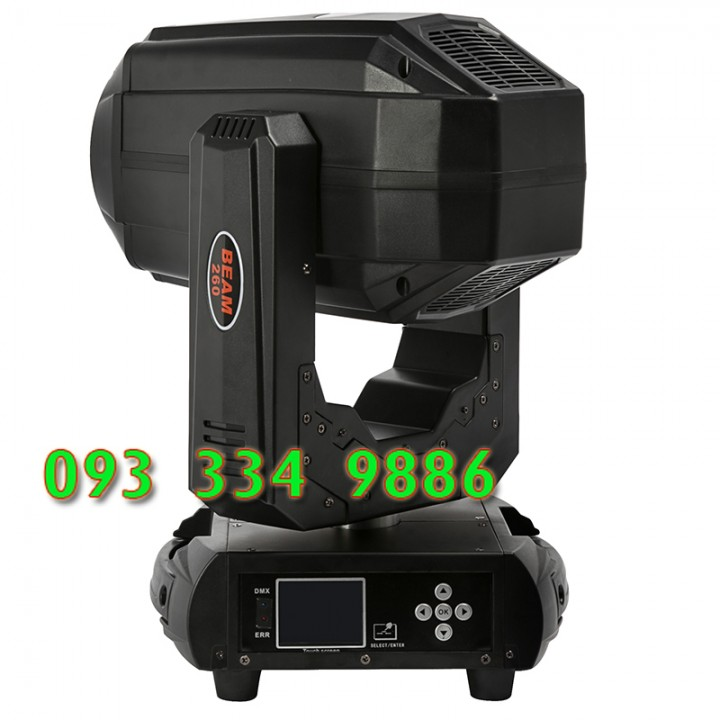 Đèn sân khấu Moving head Beam 260