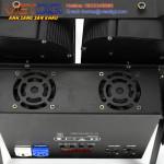 Mặt hông, Lỗ thông khí và quạt tản nhiệt của blinder 400W