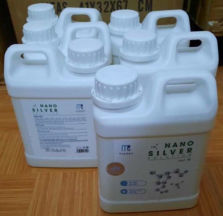 Can nano bạc MC Pharma